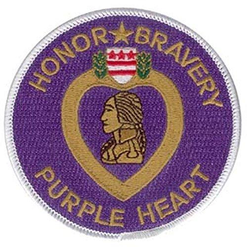 Medal Military Heart (Purple Heart / Honor Bravery 3.5