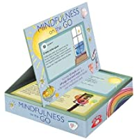 Mindfulness on the Go: Includes 52 Cards and a 64-Page Illustrated Book