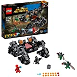 LEGO DC Comics Super Heroes 76086 Justice League Knightcrawler Tunnel Attack Toy
