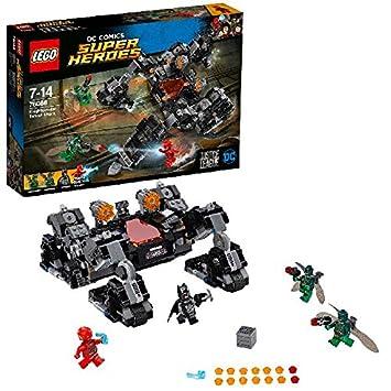 LEGO Super Heroes Knightcrawler Super Heroes Ataque subterráneo