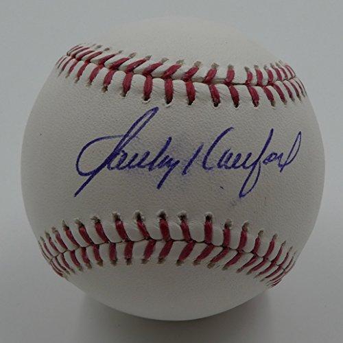 Sandy Koufax Autographed Baseball