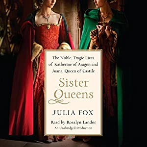 Sister Queens Audiobook