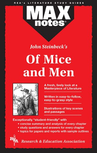 John Steinbecks Of Mice And Men  Max Notes