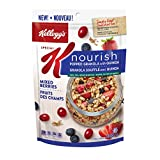 Kellogg's Special K Nourish Mixed Berries Popped Granola with Quinoa, 300g
