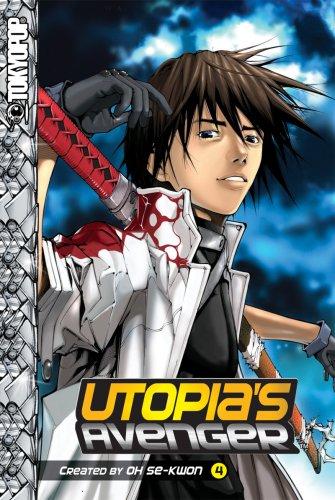 (Utopia's Avenger Volume 4 (v. 4))