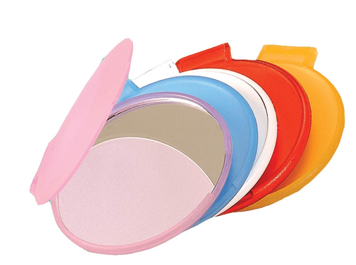 Compact Mirror - 250 Quantity - 0.60 Each/PROMOTIONAL/BULK/BRANDED with your LOGO/CUSTOMIZED