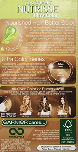 Garnier Nutrisse Ultra Color Nourishing Permanent Hair