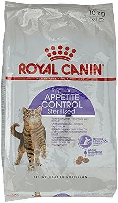 ROYAL CANIN Feline Sterilised Appetite Control: Amazon.es ...