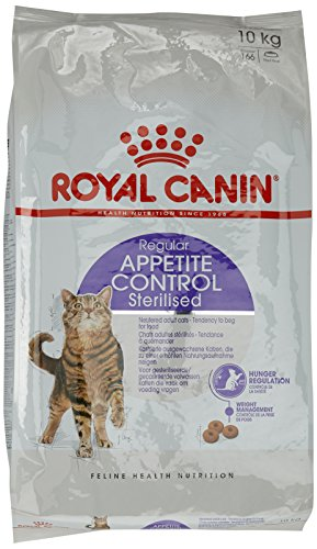 Royal Canin - Royal Canin Sterilised Appetite Control - 400 g: Amazon.es: Productos para mascotas