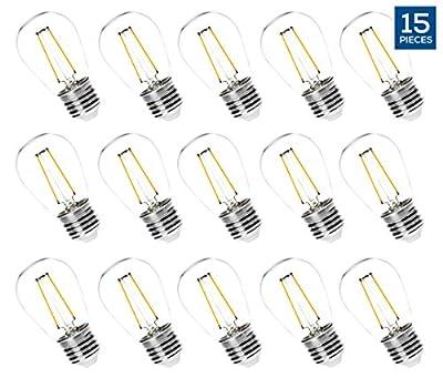 No Bulb String + S14