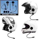 J&M Corporation HS-EHI801-UNV-XHO Elite Headset Speaker Open/Flip/Full-Face Style