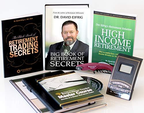 Dr. David Eifrig Jr.'s Big Box of Retirement Secrets with Retirement Countdown Clock