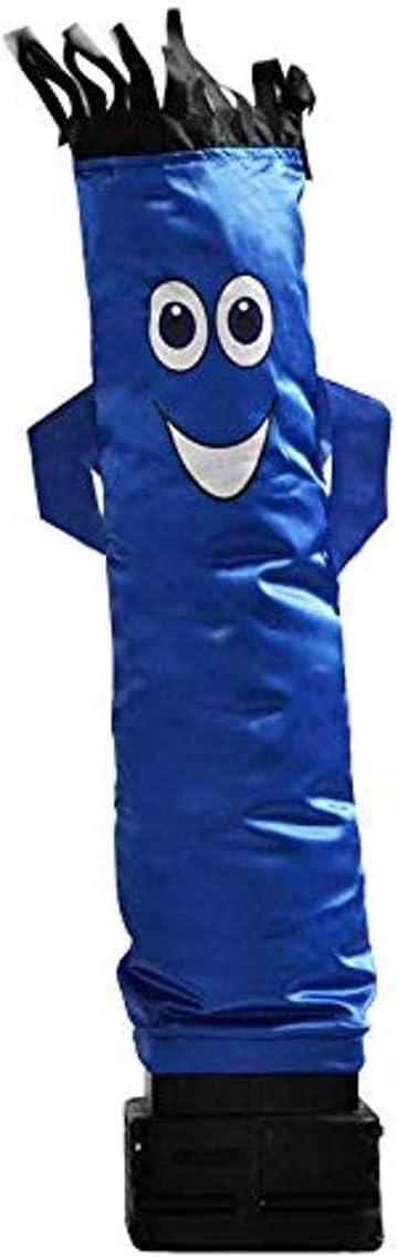 LookOurWay Mini Air Dancers Inflatable Tube Man Set Desktop Size, Blue