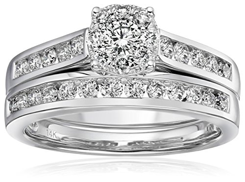 White Composite Diamond Bridal Clarity product image