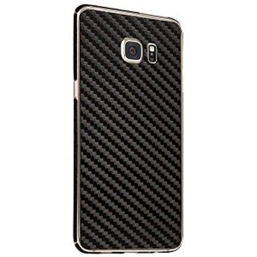 BodyGuardz Skin for Samsung Galaxy S6 Edge+ - Retail Packaging - Black ()