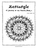Zentangle - a Journey in the Round Book 2, Jeanne Paglio, 1490918922