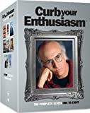 DVD : Curb Your Enthusiasm (Complete Series 1-8) - 17-DVD Box Set ( Curb Your Enthusiasm - Complete Series One to Eight ) [ NON-USA FORMAT, PAL, Reg.2 Import - United Kingdom ]