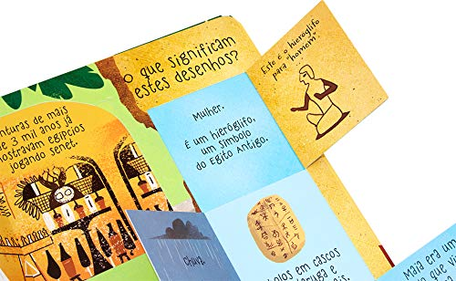 O Livro dos Porques. Historia (Em Portugues do Brasil): Katie Daynes: 9781474949828: Amazon.com: Books