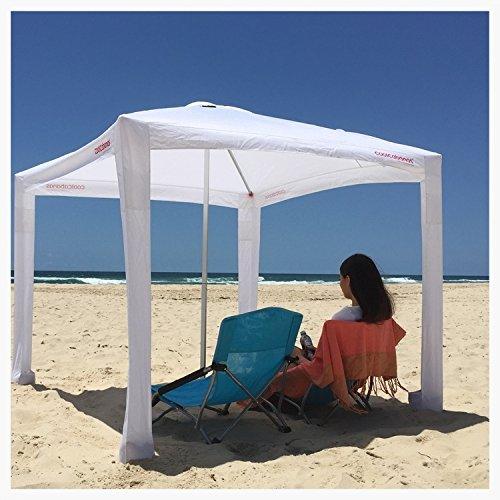 CoolCabanas White (White) (Beach Cabana)