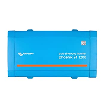 Victron Energy PIN242120200 Inversor 24/1200 230 V: Amazon ...