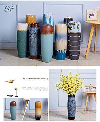 Vase à fleurs, vase décoratif pour la maison, la fête, la pièce maîtresse du mariage, H60cm