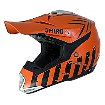 Casco Shiro Mx-305 Scorpion
