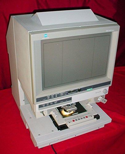 Minolta Ms-7000 Mk Ii Microfilm Scanner Reader w/Lens & Uc-2 Carrier Microfiche
