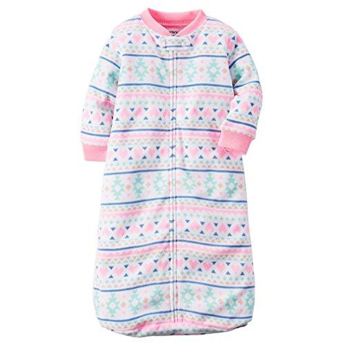 Carters Baby Girls Geo Gown