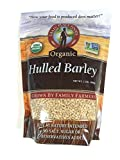 Grain Place Foods Non-GMO Organic Hulled Barley 2lb Bag