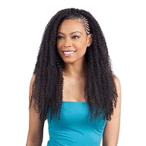 "CARIBBEAN TWIST 20"" (#4 LIGHT BROWN) - MODEL MODEL SYNTHETIC HAIR BRAID GLANCE for sale"