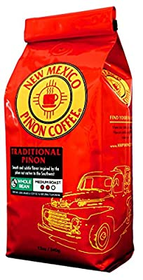 New Mexico Piñon Coffee Naturally Flavored Coffee