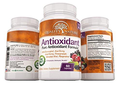 antioxidanten supplementen