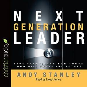 Next Generation Leader Hörbuch
