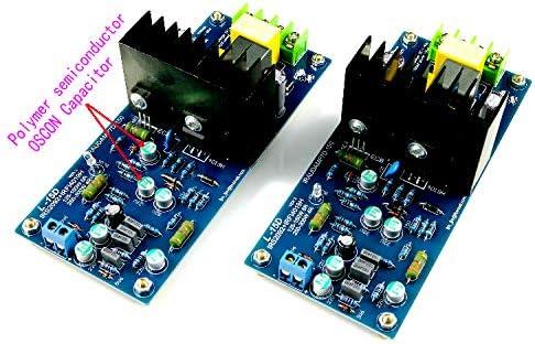 組み立て済みL15DデジタルアンプIRS2092 IRFI4019Hアンプ2チャンネル(IRAUDAMP7S)