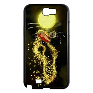 Disney The Princess and the Frog Character Cousin Randy Samsung Galaxy N2 7100 Cell Phone Case Black MUS9169430