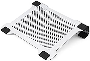 "ORICO Laptop Stand Cooling Pad with Fan at 2000 ±10% RPM Aluminum Radiator for MacBook Air Pro 14-17"" Notebook"