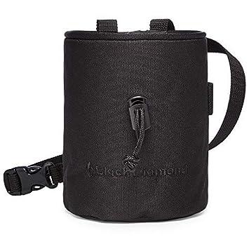 Amazon.com: Black Diamond Mojo - Bolsa de tiza, color negro ...