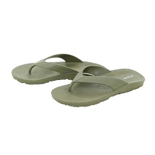 06aab654db75 Okabashi Mens Surf Flip Flops  Amazon.ca  Shoes   Handbags