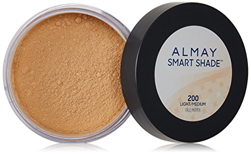 Cosmetics Fine Loose Finishing Powder (Almay  Loose Finishing Powder, Light/Medium)