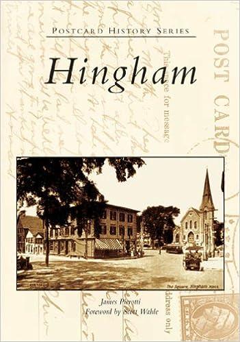 Book Hingham (MA) (Postcard History Series) by James Pierotti (2005-06-20)