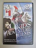 Kids Adventure Films Double Feature 2 Movies King Arthur the Young Warlord & Long John Silver Return to Treasure Island