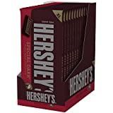 HERSHEY'S SPECIAL DARK Mildly Sweet Chocolate Bar (Extra Large, 4.25-Ounce Bars, Pack of 12)