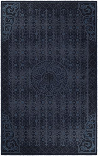 Homefires Accents Starfish Field Indoor Rug, 22-Inch by 34-Inch