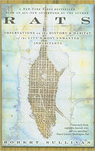 Book Rats: Observations on the History and Habitat of the City's Most Unwanted Inhabitants