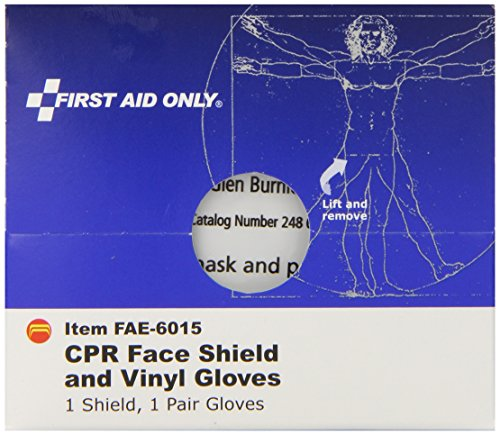 First Aid Only Shield Gloves
