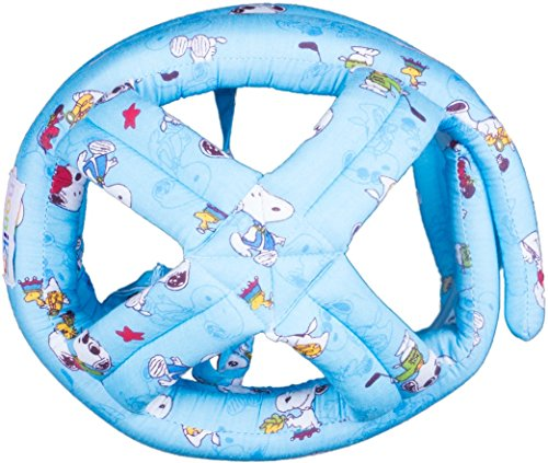 Infant Baby Toddler Protective Hat Helmet (Blue Puppy 2)