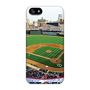 ATVgVhL-19784 Anti-scratch Case Cover AaronCharming Protective Minnesota Twins Case For Iphone 5/5s