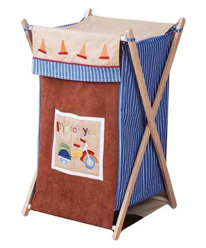 Big Big Rigs B001L1VLFK Nursery Clothes Hamper Nursery B001L1VLFK, ホームでショップ:381fd03c --- ijpba.info