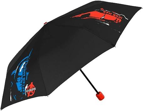 Paraguas Plegable Niño Marvel Avengers - Paraguas Infantil ...