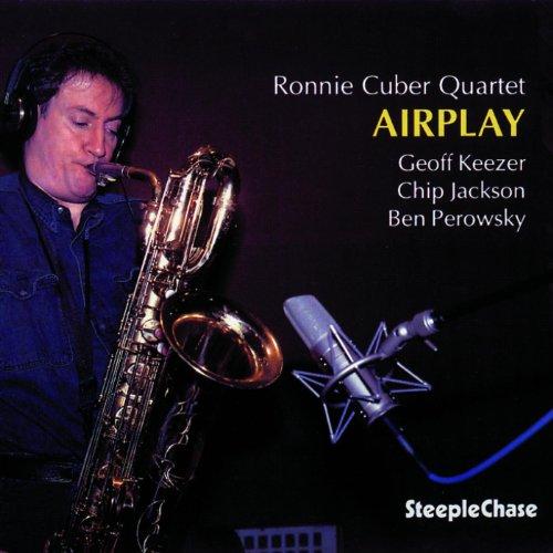 CD : Ronnie Cuber - Airplay (CD)